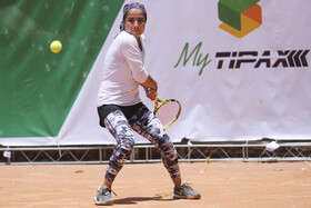 The competitions of the World Under-18 Tennis Tour, Shiraz, Iran, May 22, 2021.