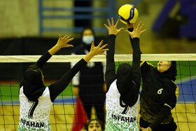 First week of women's volleyball pro league