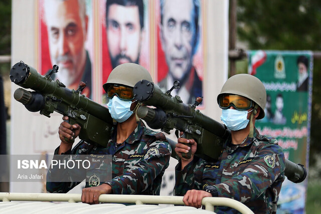 Iran marks National Army Day