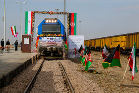 Khaf-Herat Railway officially inaugurated