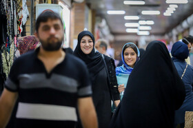 People of Khuzestan Province are seen amid the outbreak of the coronavirus, Iran, June 10, 2020. According to officials of Iran's Health Ministry, Khuzestan is one of the worst-hit provinces of Iran during the outbreak of the new coronavirus.
