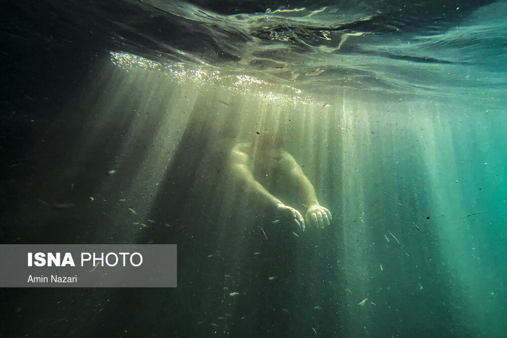 The cool world of underwater