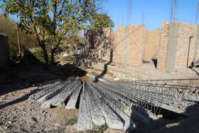 The first anniversary of the 5.9-magnitude earthquake, which hit the counties of Miyaneh and Sarab, East Azerbaijan, Iran, November 7, 2020.